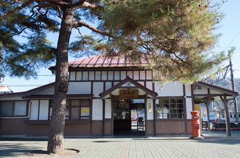 長瀞駅の写真