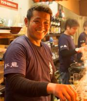 Happy Sakaba (public house) Kin-chan staff