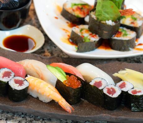 さかえ寿司 料理