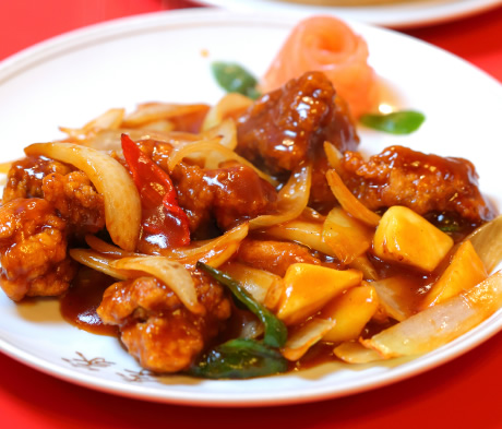 中華飯店 李家(リーチャー) 料理