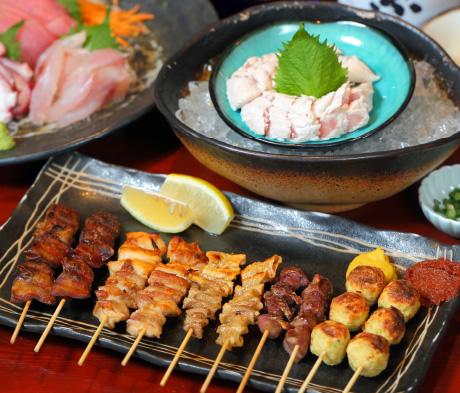 かくれ家 梟(ふくろう) 料理