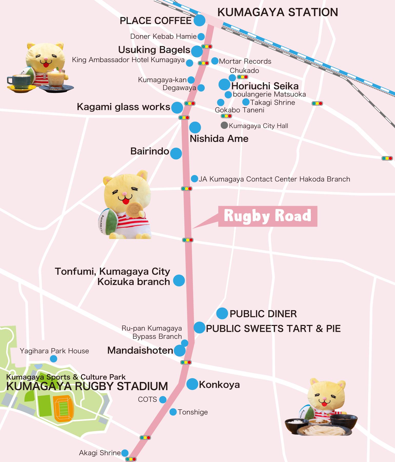 ラグビーロードマップ