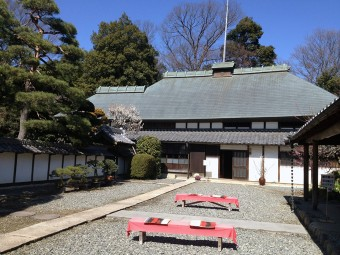 長島記念館