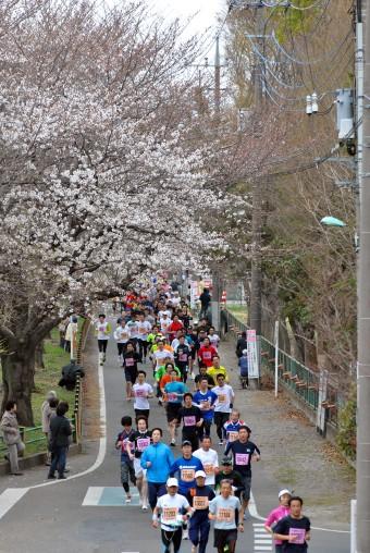 熊谷さくらマラソン大会