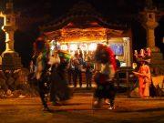 須賀広ササラ獅子舞